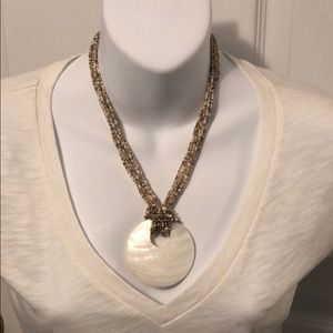 NWT Premier Designs Luminous Necklace